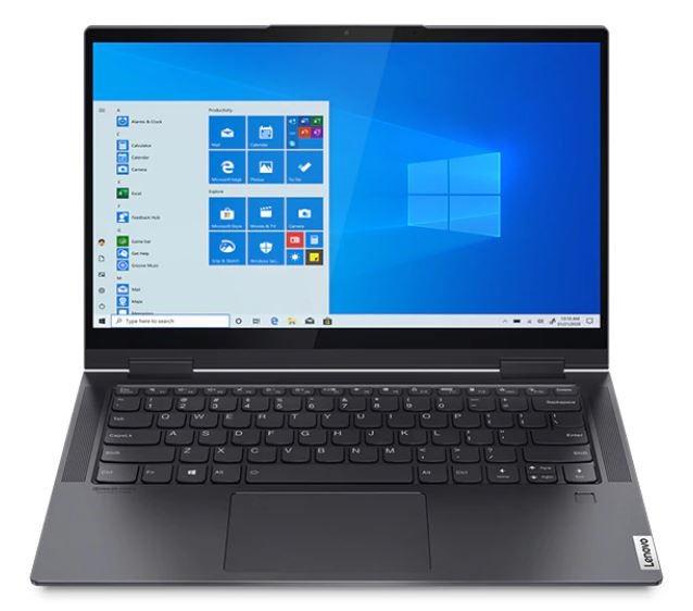 Lenovo Yoga 7 14ITL5 14-Inch Notebook, Slate Grey