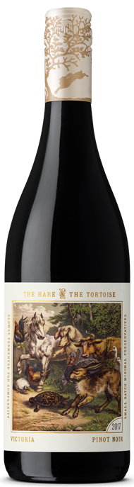 Hare and Tortoise Yarra Valley Pinot Noir 2021 (6x 750mL)