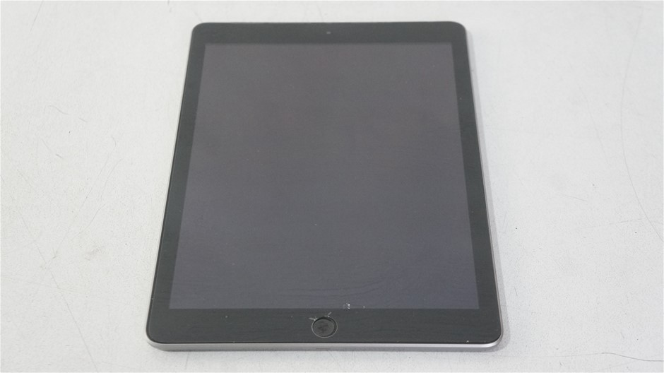 Apple iPad 5th Gen Wi-Fi+Cellular 128GB Space Gray Mobile Device