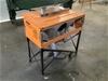 <p>Triton MK3 Bench Saw </p>