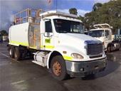2012 Freightliner Columbia 6x4 Water Truck