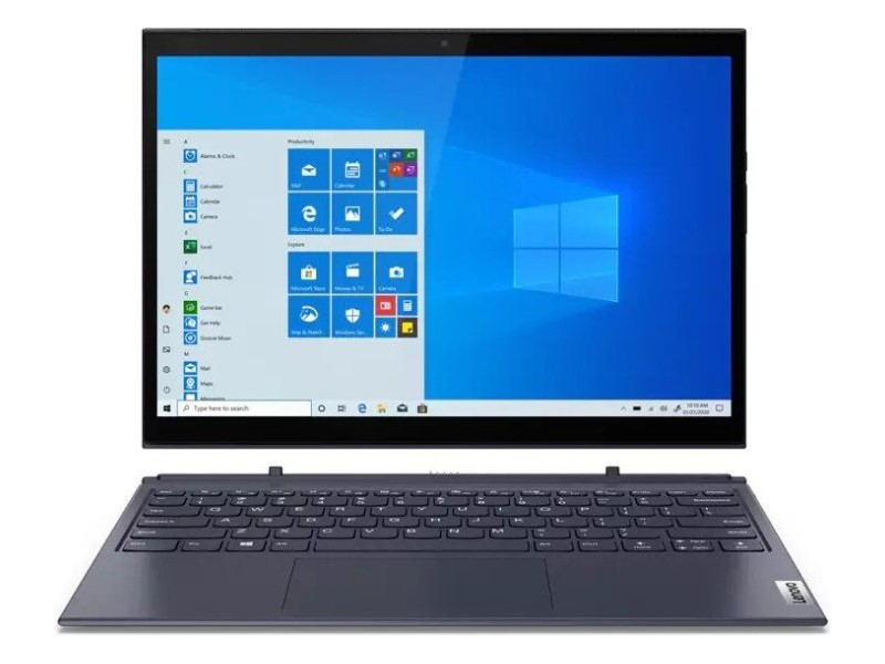 Lenovo Yoga Duet 7 13IML05 13-Inch Laptop, Slate Grey