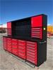 2021 Unused 40 Drawer Work Bench Cabinet