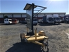 <p>2011 GIGA SIGNS  1306P Single Variable Message Sign Trailer</p>