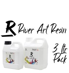 3L River Art Resin High Performance 2:1