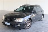 2002 Subaru Impreza GX (AWD) G2 Auto Hatchback