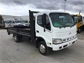 2003 Hino Dutro 4x2 Tray Body Truck
