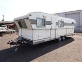 GTS Tandem Caravan - NT