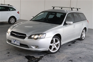 2005 Subaru Liberty 2.5i B4 Automatic Wa