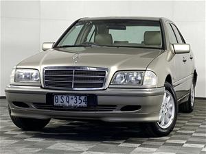 1998 Mercedes Benz C200 Elegance W202 Au