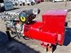 Hino Engine Coupled with Alternator