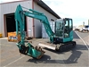 2020 Kobelco SK55SRX-6 Hydraulic Excavator (Fully Site Spec and Ready)