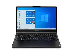 Lenovo Legion 5-15IMH05 15.6-inch Notebook, Black