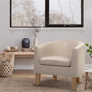 Artiss Armchair Lounge Chair Tub Accent