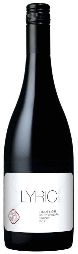 Etude Lyric SB Pinot Noir 2015 (6 x 750mL) California
