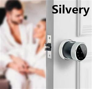Smart Door Lock - Silver