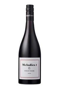 Melodics S Pinot Noir 2020 (6 x 750mL) O
