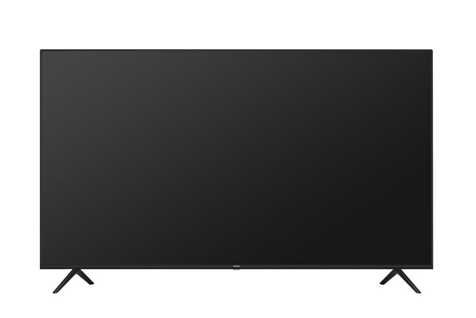 HISENSE 70`` Television c/w Remote & Stand, Model # 70S5. N.B. In original