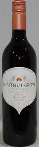 Chestnut Grove Estate Merlot 2017 (12 x