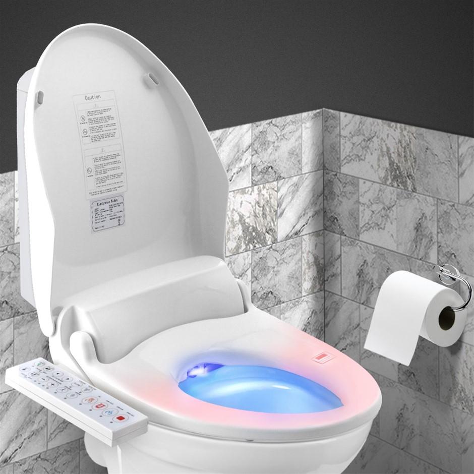 Bidet Electric Toilet Seat 900W LED Night Light