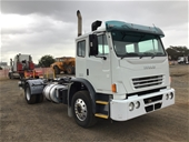 Unreserved 2008 Iveco ACCO 4 x 2 Cab Chassis Truck