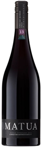 Matua Single Vineyard Merlot 2013 (6 x75