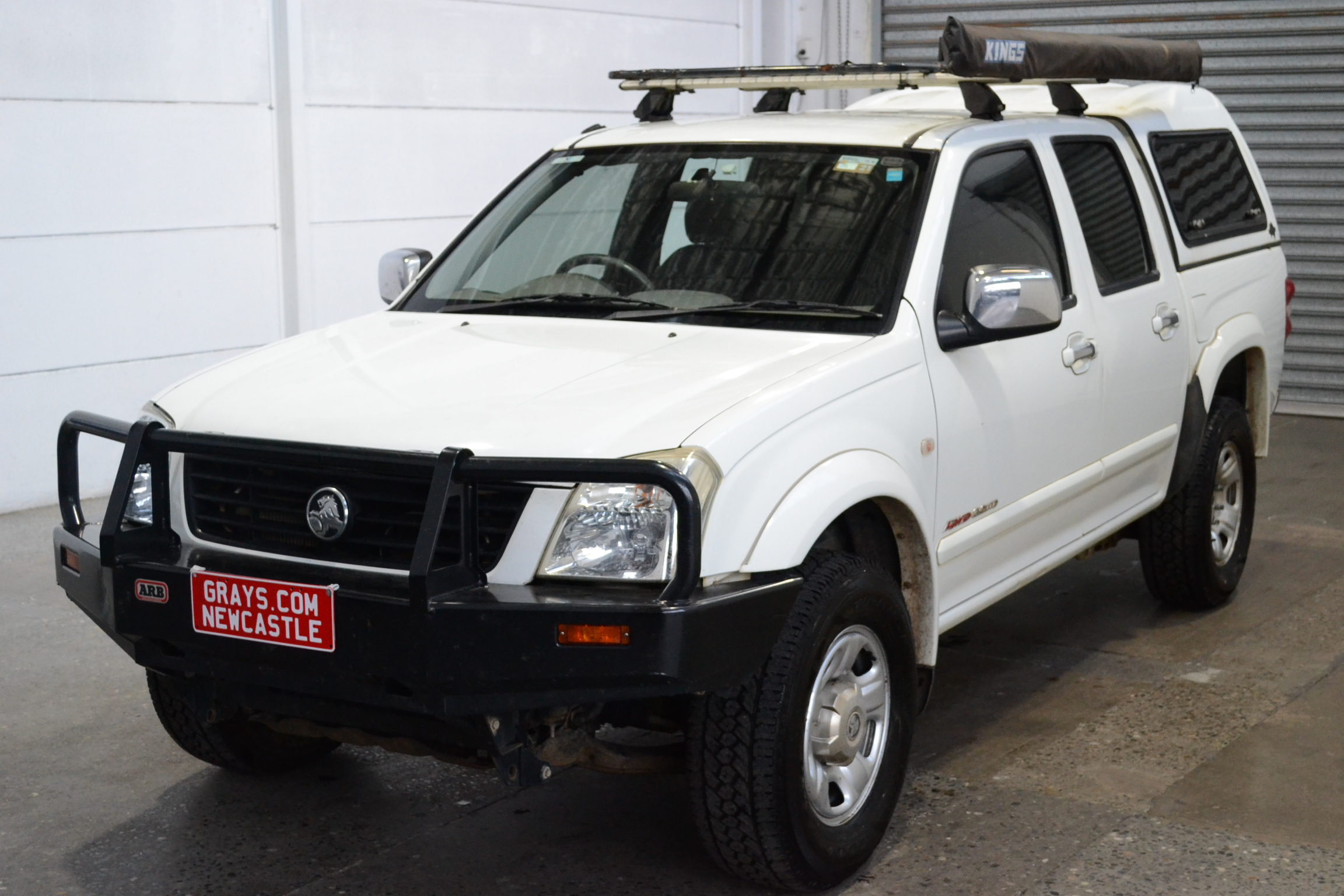 2004 Holden Rodeo LT TD Crew Cab RA Turbo Diesel Automatic Dual Cab
