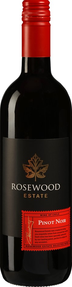Rosewood Estate Pinot Noir 2020 (12 x 750mL) Chile