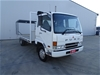 2006 Mitsubishi  FK 6.0 Fighter 4 x 2 Tray Body Truck