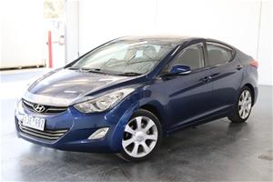 2011 Hyundai Elantra Premium MD Automati