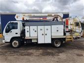 Trucks, Utilities, Earthmoving Attachments & More