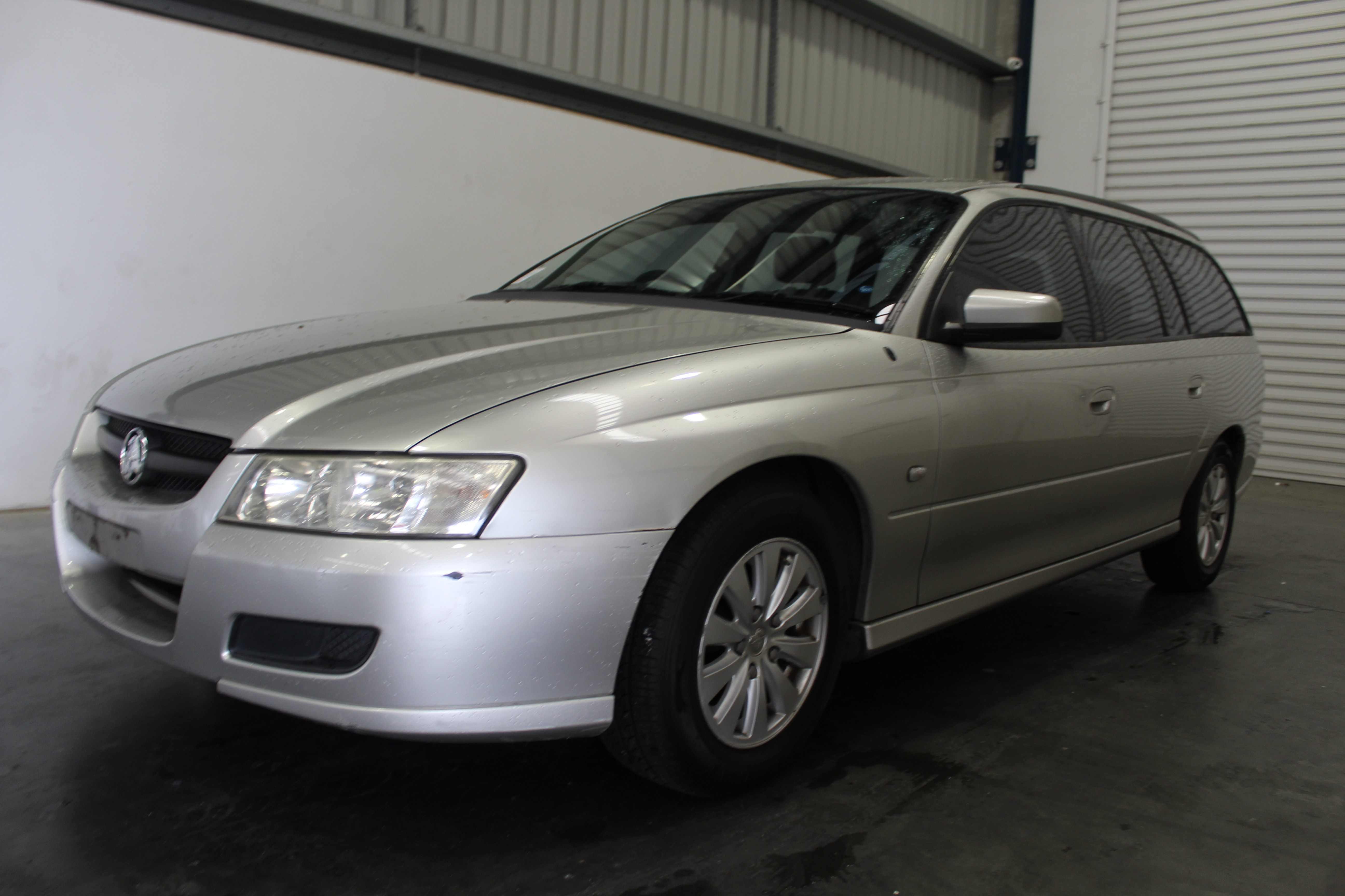 2006 Holden Commodore Acclaim VZ Automatic Wagon