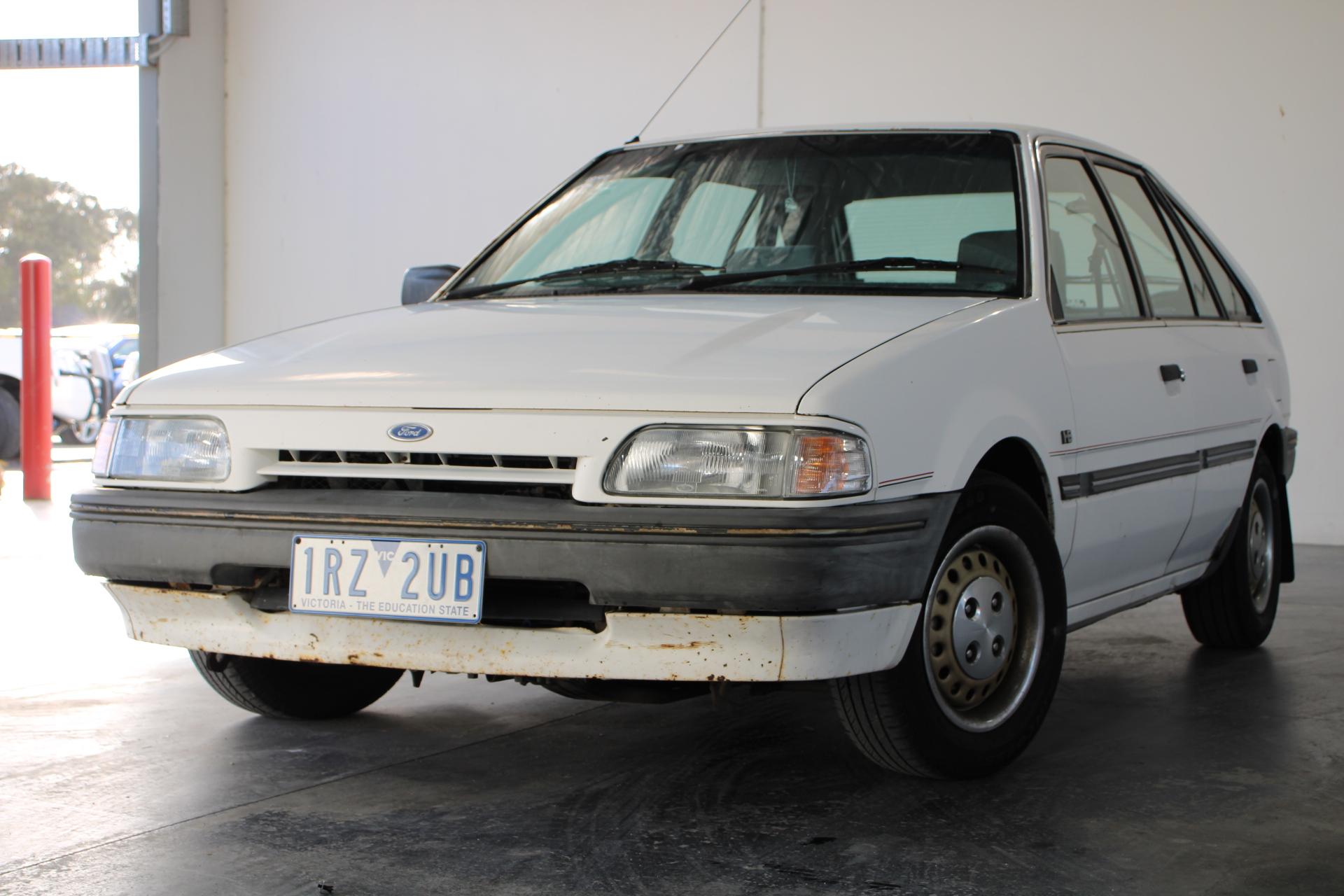 1989 Ford Laser Automatic Hatchback