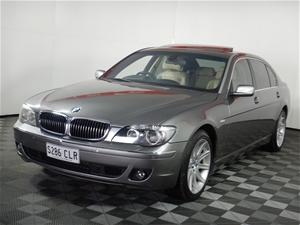 2005 BMW 7 50Li E66 Automatic Sedan