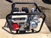 2021 Unused 3 Inch Water Pumps - Toowoomba