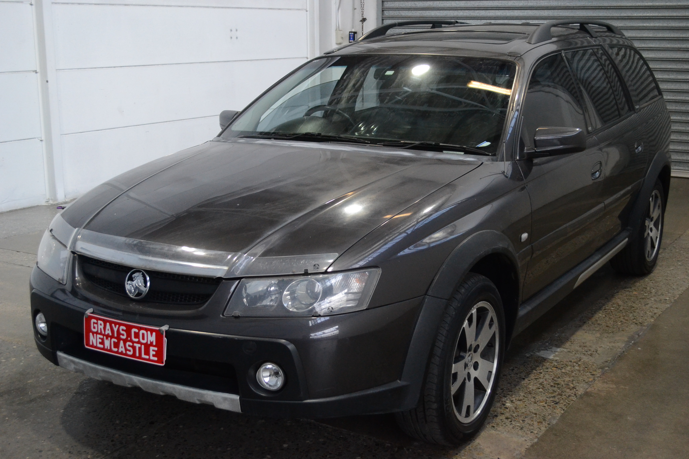 2006 Holden Adventra LX6 VZ Automatic Wagon (WOVR)