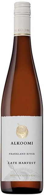 Alkoomi White Label Late Harvest Riesling 2018 (12x 750mL)