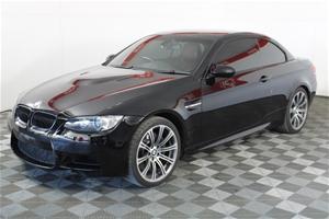 2008 BMW M3 E93 Automatic Convertible