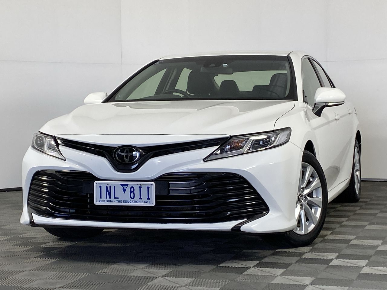 2018 Toyota Camry Ascent ASV70R Automatic Sedan