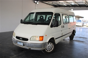 1999 Ford Transit 12 SEAT VG Turbo Diese