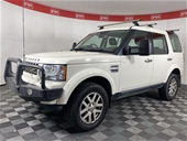 2010 Land Rover Discovery 2.7 TDV6 Series 4 T/Diesel Auto