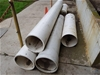 5x Assorted PVC Pipes
