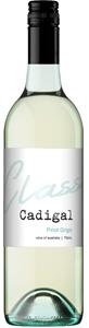 Zilzie Cadigal Pinot Grigio 2020 (12 x 7