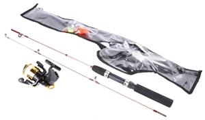 2pc Fishing Rod & Reel Set 1.4M. Buyers
