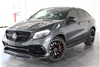2015 Mercedes Benz GLE-CLASS COUPE AMG GLE 63S 4MATIC C292 Automatic Coupe