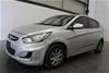 2013 Hyundai Accent Active RB Automatic Hatchback