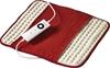 SUNBEAM Heat Pad, Model EP5000 , White/Red, 10 min fast heat up, 3 hour saf