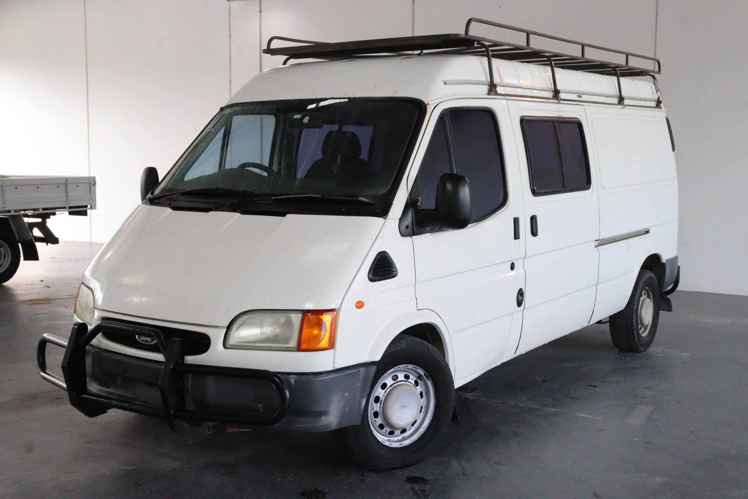 1998 Ford Transit MID (LWB) VG Turbo Diesel Manual Van