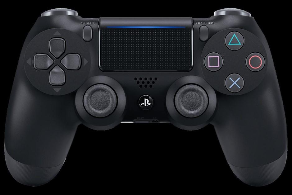 PS4 PlayStation Dualshock 4 Controller (Black)