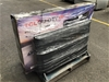 Pallet of Big Brand Assorted USED/UNTESTED Televisions